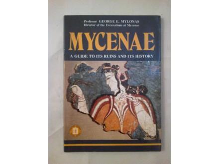 Mycenae - George E. Mylonas