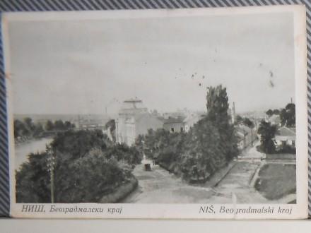N  I Š  -BEOGRADMALSKI KRAJ-1930-1940  (V-12)