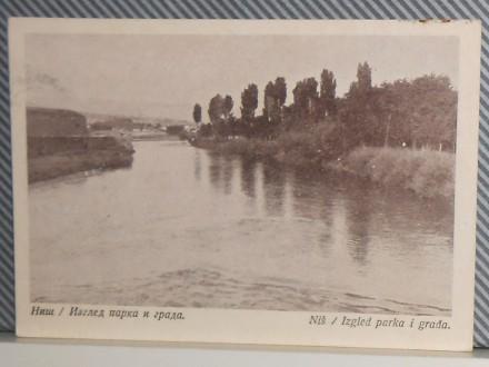 N  I  Š  -IZGLED PARKA I GRADA-1920-1930 (V-19)