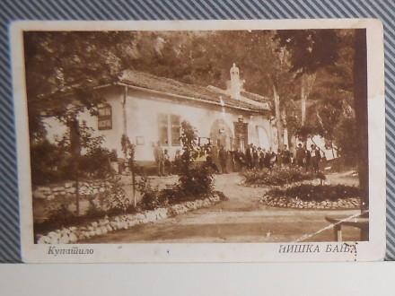 N I Š K A   BA NJ A-KUPATILO-1920-1930