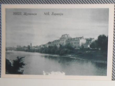 N  I  Š  - ŽUPANIJA 1920-1930            (V-22)