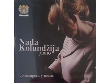 NADA KOLUNDŽIJA - CONTEMPORARY MUSIC