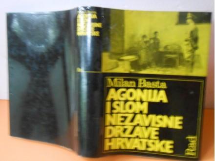 NDH Agonija i slom Nezavisne Države Hrvatske Novo