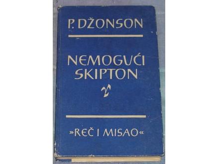 NEMOGUĆI SKIPTON -P DŽONSON