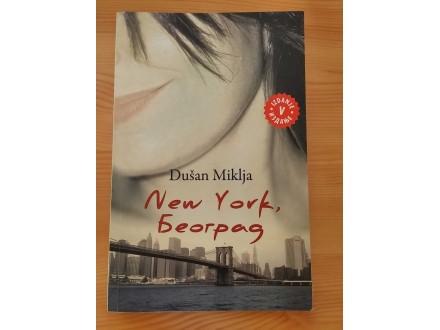 NEW YORK, BEOGRAD - Dušan Miklja