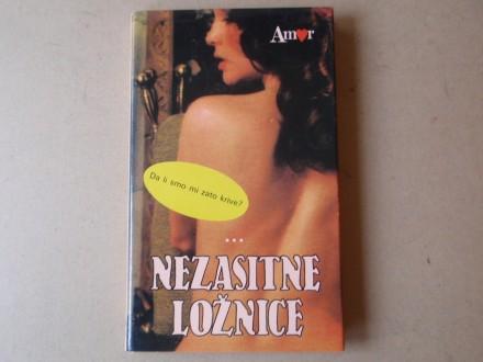 NEZASITNE LOŽNICE - Francuski roman iz 18. veka
