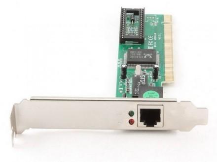 NIC-R1 Gembird PCI mrezna kartica 10/100 (alt L8139D)