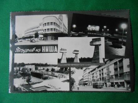 NIŠ-MOZAIK-1950/60.- /XXII-12/