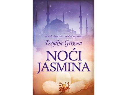 NOĆI JASMINA - Džulija Gregson