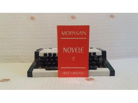 NOVELE GI DE MOPASAN