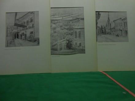 NOVI SAD 21 crtež Đorđa Tabakovića 35 x 25.cm,Matica Sr