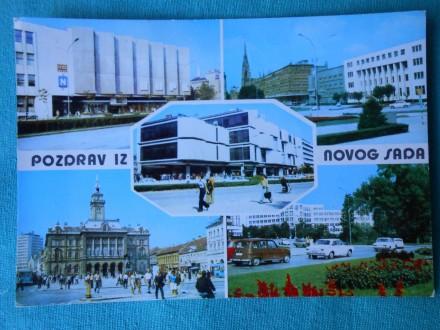 NOVI SAD- KOLAŽ   /I-124/
