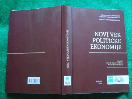 NOVI vek političke ekonomije Branko Vasiljević