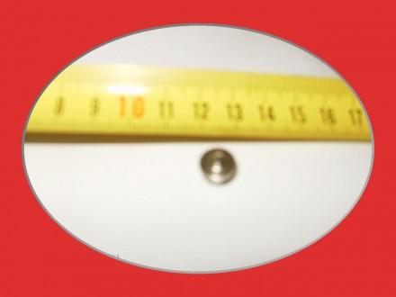NOVO-KLIN ZA FIKSIRANJE RUPE NA IVERICI ZA BUŠENJE-6mm