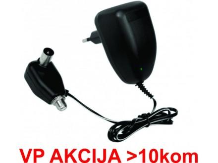 NPA-AC41* Gembird punjac 12v/0.1A za pojacalo antene GMB-003, V2.0 ANT-408 sa  F-coax (159)