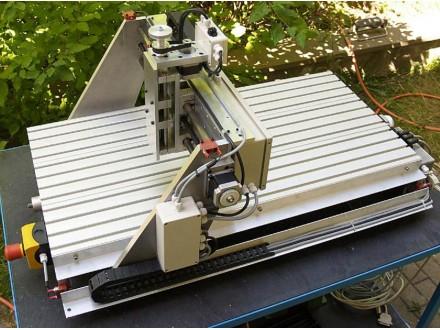 Nacrti za izradu ove CNC mašine SNIŽENO!!!
