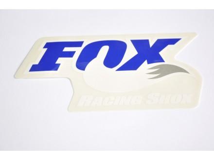 Nalepnica FOX amortizeri novo original