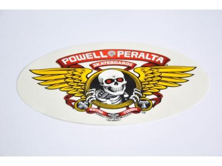 Nalepnica skateboards Powell Peralta original