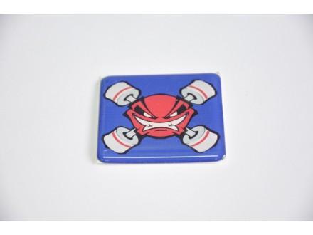 Nalepnica stiker Piston Head