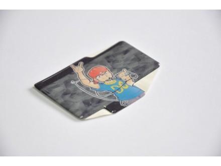 Nalepnica stiker debljine 2mm Limp Bizkit