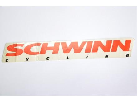 Nalepnica za bicikl Schwinn