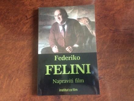 Napraviti Film - Federiko Felini NOVO