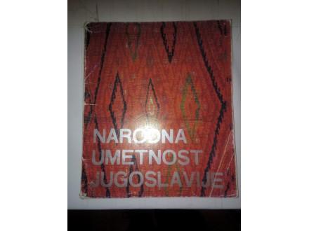 Narodna umetnost Jugoslavije