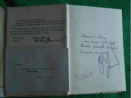 Narodno pozorište Sarajevo 1921-1971.-monografija sa po