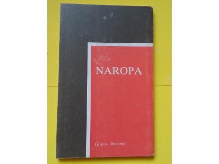 Naropa - život i učinje budističkog sveca