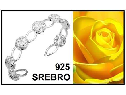 Narukvica SREBRO 925 - B163
