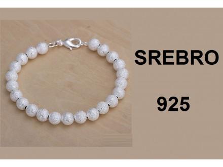 Narukvica SREBRO 925 - H145