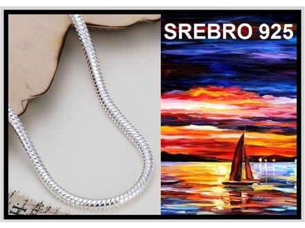 Narukvica SREBRO 925 - H187