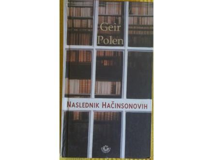 Naslednik Hačinsonovih  Geir Polen