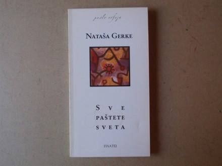 Nataša Gerke - SVE PAŠTETE SVETA