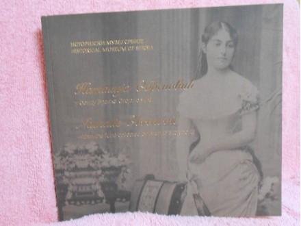 Nathalie Obrenović within the fund collected katalog iz