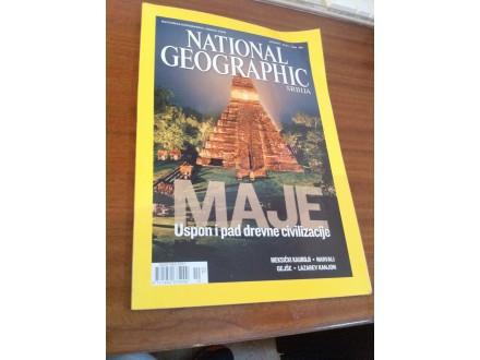 National Geographic Srbija avgust 2007