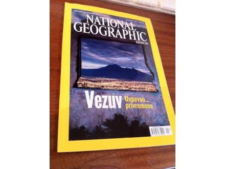 National Geographic Srbija septembar 2007