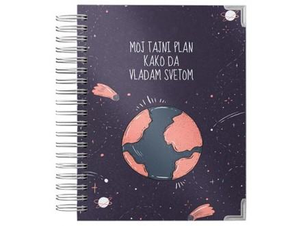 Nedatumiran planer - Moj tajni plan kako da vladam svetom