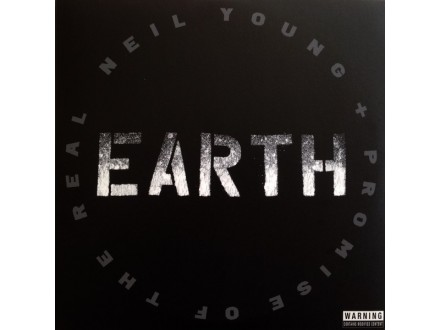 Neil Young + Promise Of The Real – Earth 2xLP