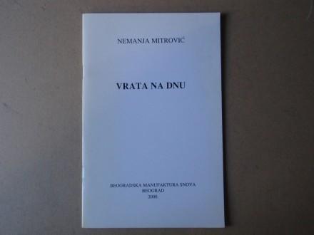 Nemanja Mitrović - VRATA NA DNU