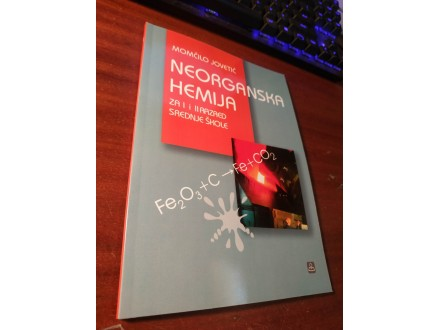 Neorganska hemija Momčilo Jovetić
