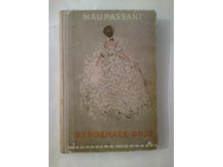 Nepoznate duše - Guy De Maupassant