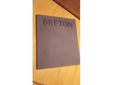 Nepriličan brak - Andre Breton (tiraž:12 prim) Broj 1