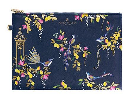 Neseser - Navy Birds, Sara Miller - Sara Miller