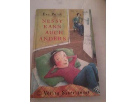 Nessy kann auch anders - Eva Polak