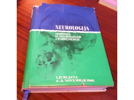 Neurologija simpozij o neurologiji i psihijatriji