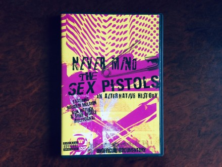 Nevermind The Sex Pistols An Alternative History DVD