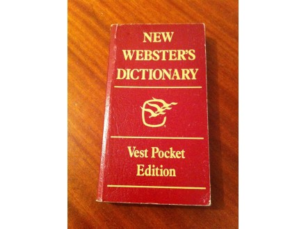 New webster`s dictionary