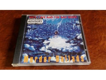 Nick Cave N The Bad Seeds - Murder Ballads Cd Gr Britai