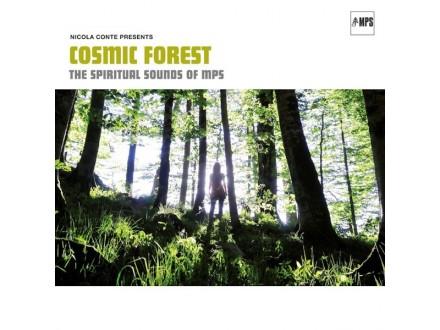 Nicola conte- cosmic forest